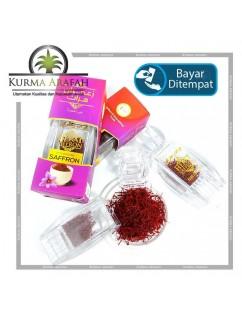Saffron Herat 3 gr Afganistan Super Negin Premium Quality 100% Original
