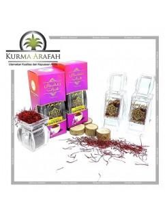 Saffron Herat 1gr Afganistan Super Negin Premium Quality 100% Original
