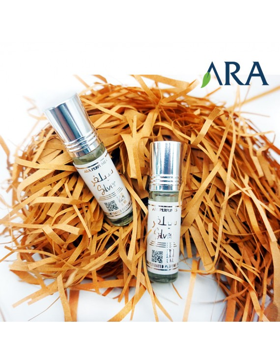 Parfum ARA Silver Aromatic ARA PERFURMES