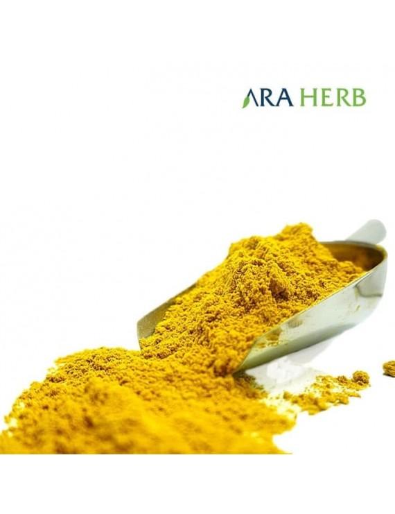 Serbuk Temulawak 250 gr Instant ARA HERB Original / Jamu Tradisional