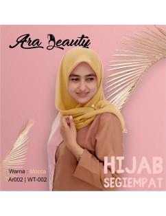 Jilbab BELLA SQUARE AR002 - ARA BEAUTY