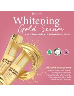 MS GLOW Whitening Gold Serum Pencerah Wajah