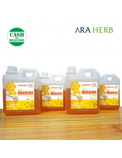 Madu Marai Import Yaman Asli 1 kg / Madu Manis Madu Herbal ARA HERB