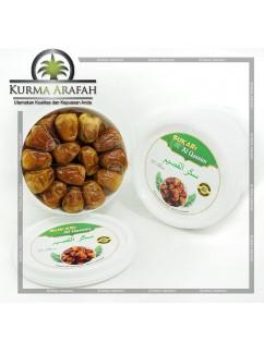 Kurma Sukari Al-Qossim 850 GR Premium Kemasan Ember