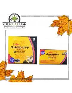 Arang Buhur / Arang Magic Charcoal Briket Buhur Bulat Activ
