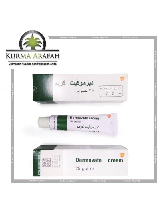 Dermovate Cream Hijau 25 gram Termurah Asli Original / Cream Kulit