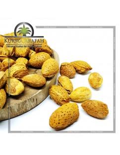 Kacang Almond Oven / panggang 250 gr