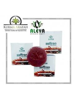 Sabun Saffron Pemutih Wajah BPOM / Sabun Safron Wajah Penghilang Flek Hitam dan Jerawat