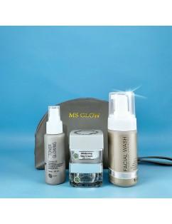 MS GLOW Whitening Series Paket Kecantikan Wajah