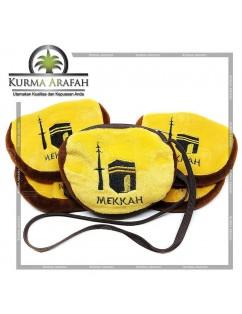 Tas Souvenir Resleting Oleh Oleh Haji dan Umroh