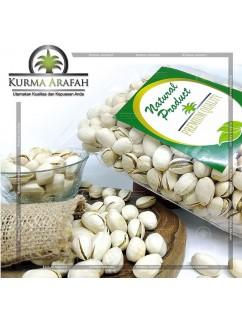 kacang pistachio 1 kg fustuk camilan sehat Import Kacang Arab