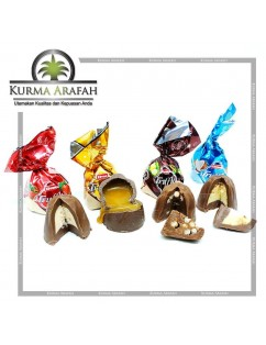 Coklat Truffle 500gr / Coklat Arab / Cokelat Turki / Oleh-Oleh Haji