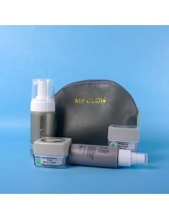MS GLOW Acne Series Paket Wajah Berjerawat