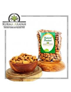 Kacang Almond Kupas Mentah 500gr