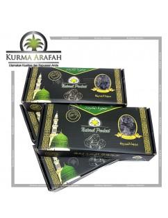 Kurma Ajwa Madinah NATURAL PRODUK 500GR