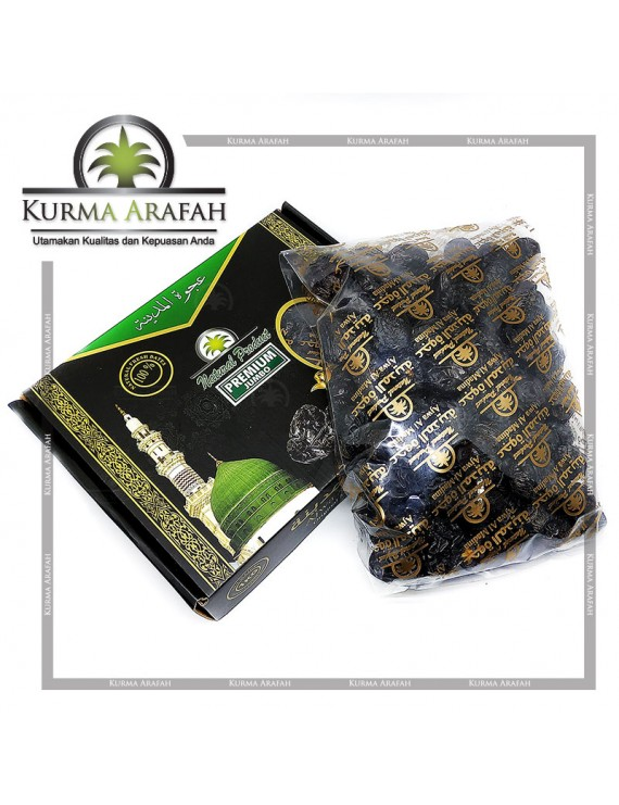 Kurma Ajwa Madinah NATURAL PRODUK 1 KG