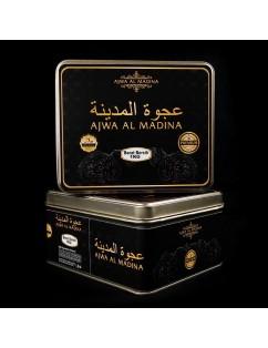 Kurma Ajwa Kaleng 1kg Ajwa Al Madina Ajwa Nabi Kemasan Premium