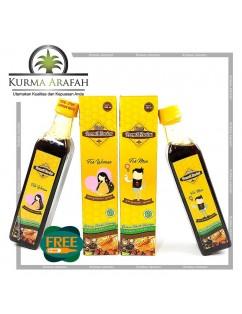 Madu Zuriat Mafaza Paket PRIA dan Wanita / Madu Promil Original