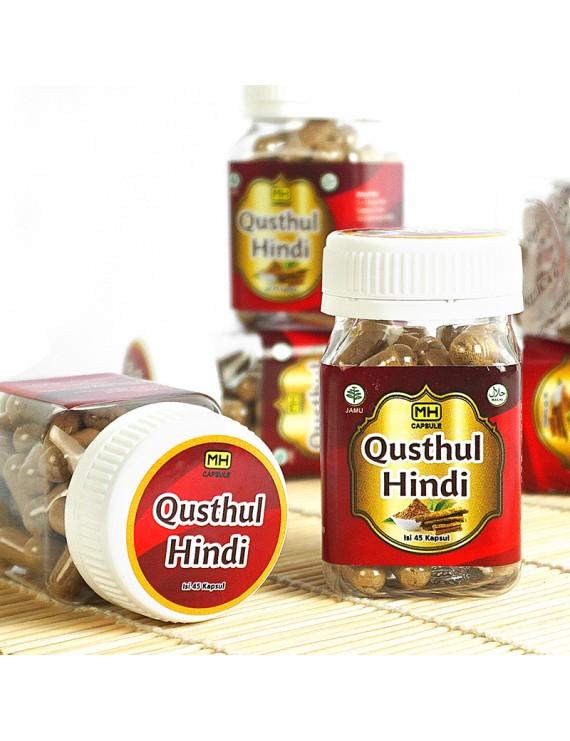 Kapsul Qusthul Hindi / Qustul Al Hindi Original