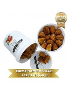 Kurma Sukari Ember 750gr ARA DATES Original